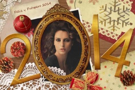 Feliz Año Nuevo Personalizado.