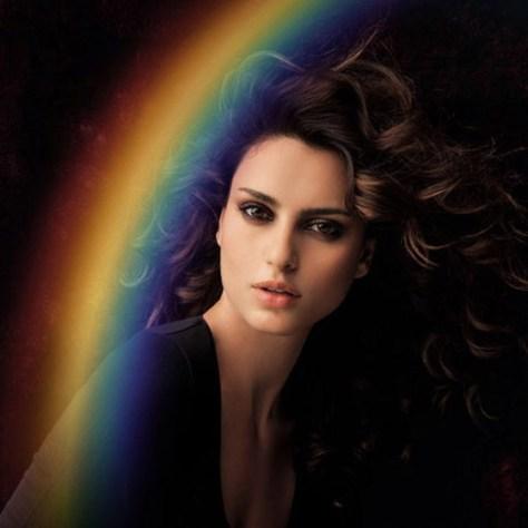 Efecto Arco Iris para Fotos.