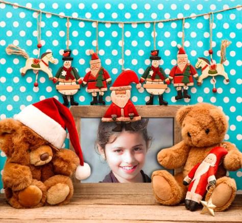 Montajes online Infantiles de Navidad.