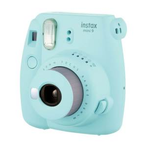 Fujifilm instax mini 9 Instant Film Camera {Ice Blue}
