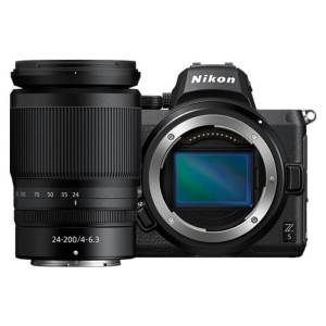 Nikon Z5 Mirrorless Camera 24-200mm Lens Kit