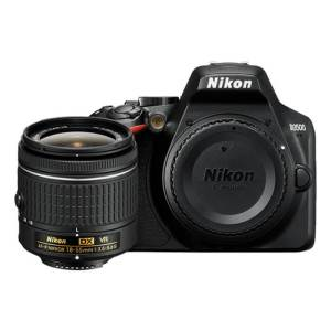 Nikon D3500 Digital SLR Camera 18-55 VR Lens Kit