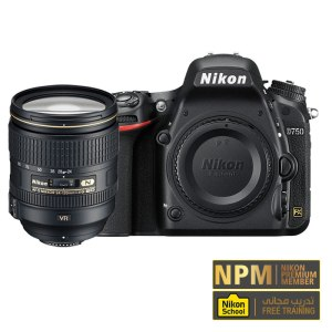 Nikon D750 Digital SLR 24-120 f/4 Lens Kit