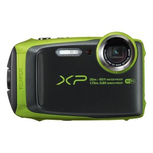 FUJIFILM FinePix XP120 Digital Camera {Lime Green}
