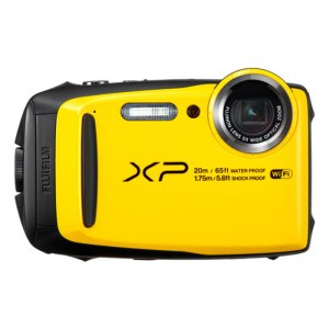 FUJIFILM FinePix XP120 Digital Camera {Yellow}