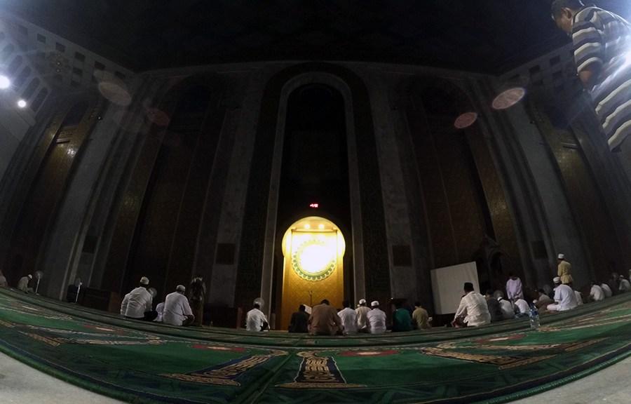 tahajjud al-akbar