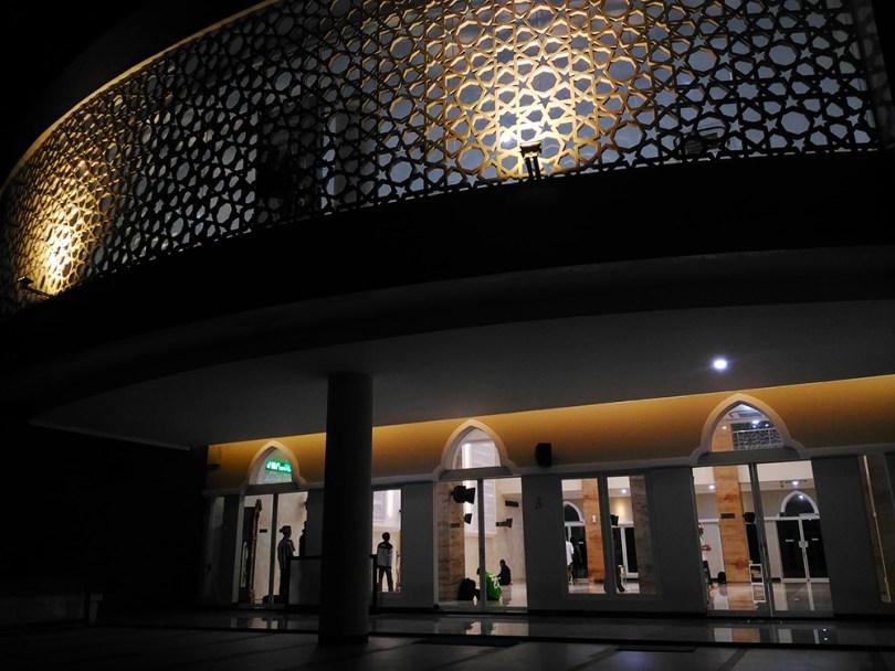Masjid Ulul Azmi, Kampus C Universitas Airlangga (Unair)