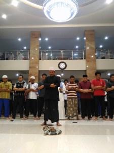 Jamaah witir 11 rakaat ramadan