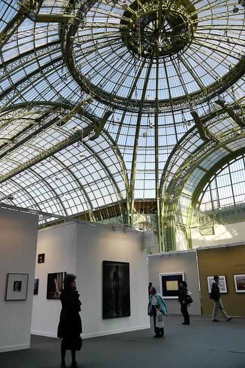 Die Kuppel des Grand Palais