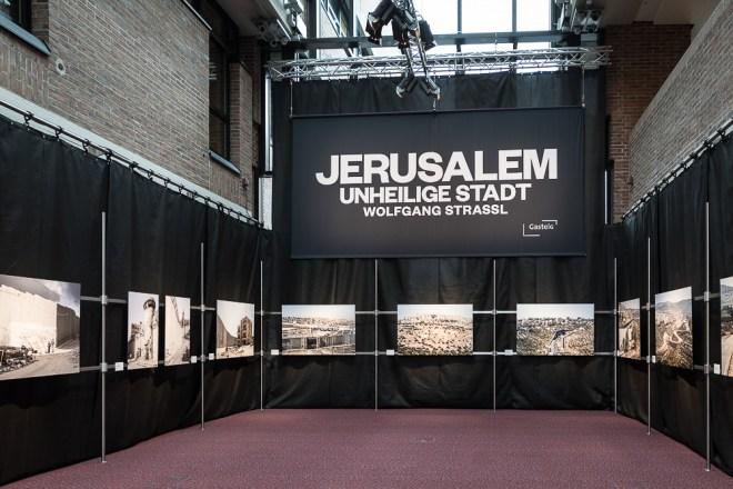 Fotoausstellung im Gasteig, München