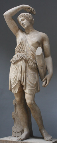Kopia rzymska uważana za wzorowaną na rzeźbie Kresilasa. Muzea Watykańskie, Rzym.