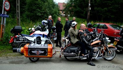 Zlot Motocyklowy Szklarska Poręba 2009
