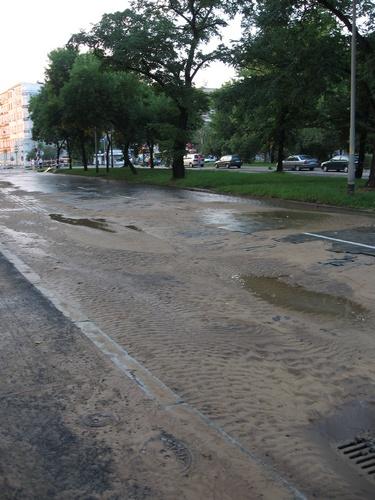 Awaria i wypadek na Zaporoskiej (VI)