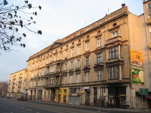 Pałac czynszowy Hupmanna (I)