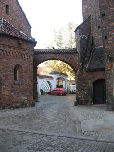 Bramka Kluszczana