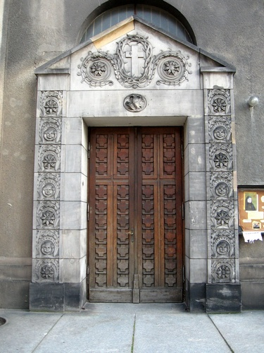 Kościół pod wezwaniem św. Augystyna (IX)