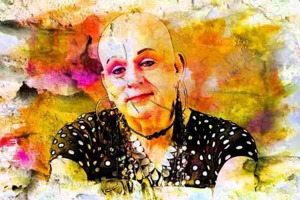 Kleurrijke Francisca