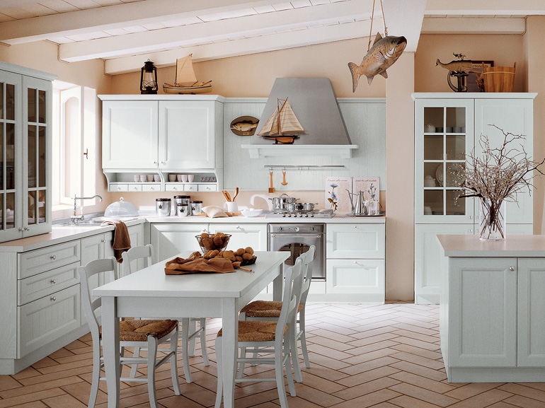 Cucine in stile country Pagina 10  Fotogallery Donnaclick