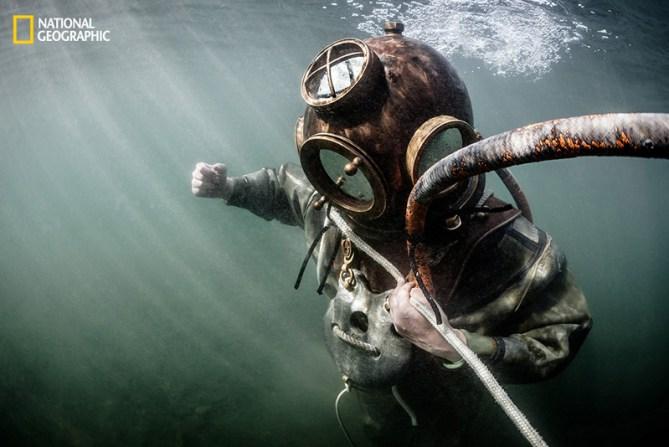 20.000 leguas bajo el mar, Ginebra (Suiza)