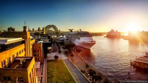 Circular Quay, en Sydney, Australia