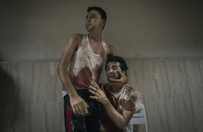 2015, General News , 3rd prize stories , Sergey Ponomarev