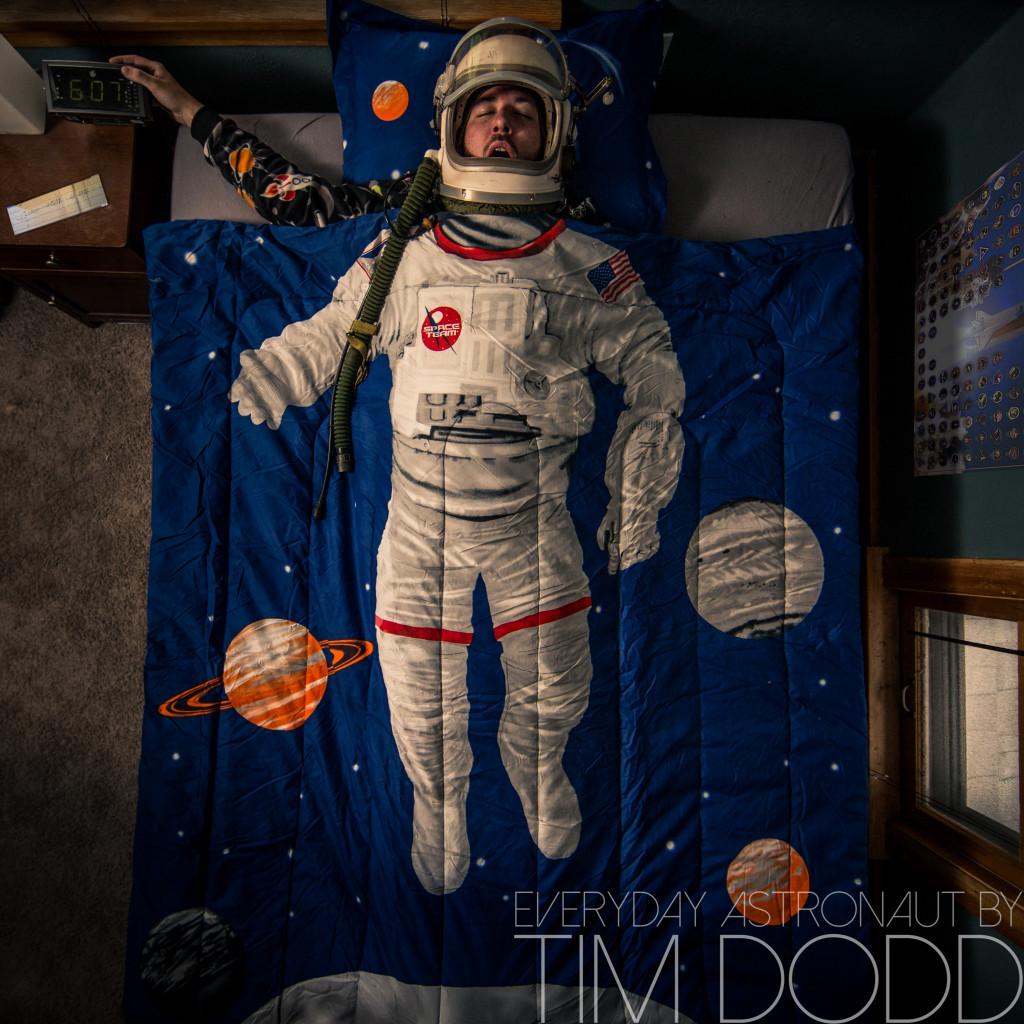 Funny Tim Dodds Everyday Astronaut  FotoGENERELL