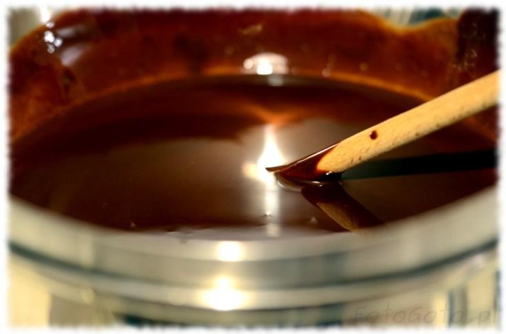 Rozpuszczojna czekolada