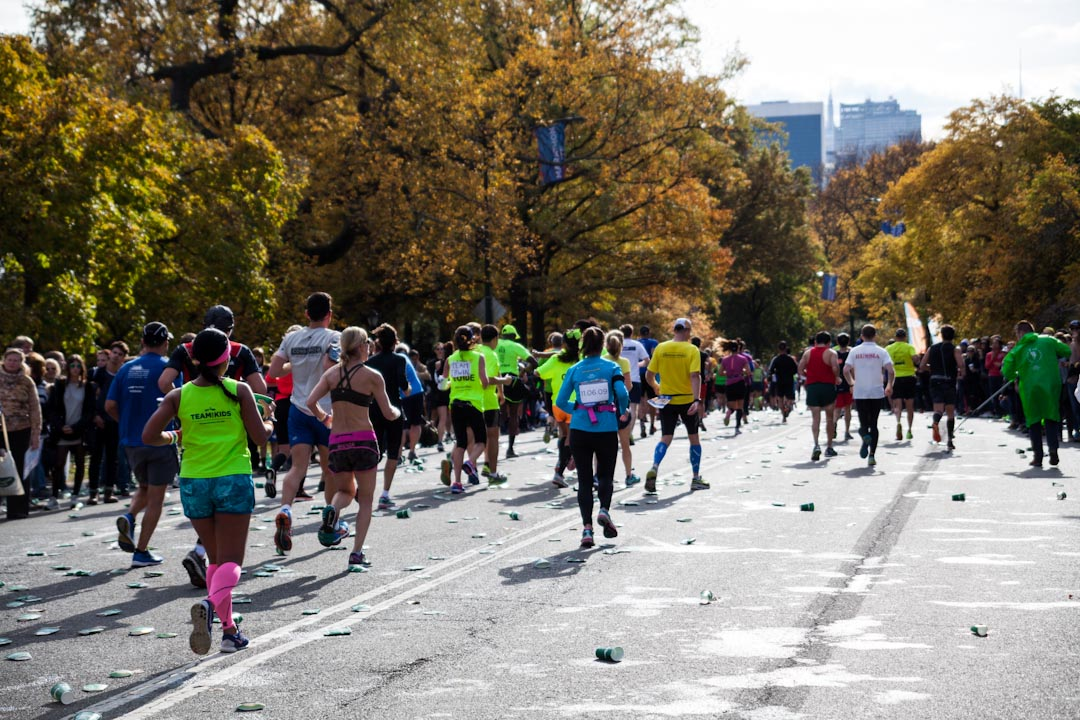 TCS New York City Marathon 2016 Brooklyn Queens Manhattan Bronx