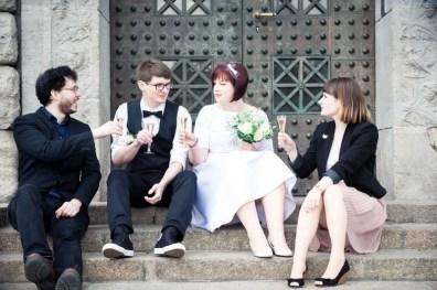 Hochzeit Standesamt Mitt
