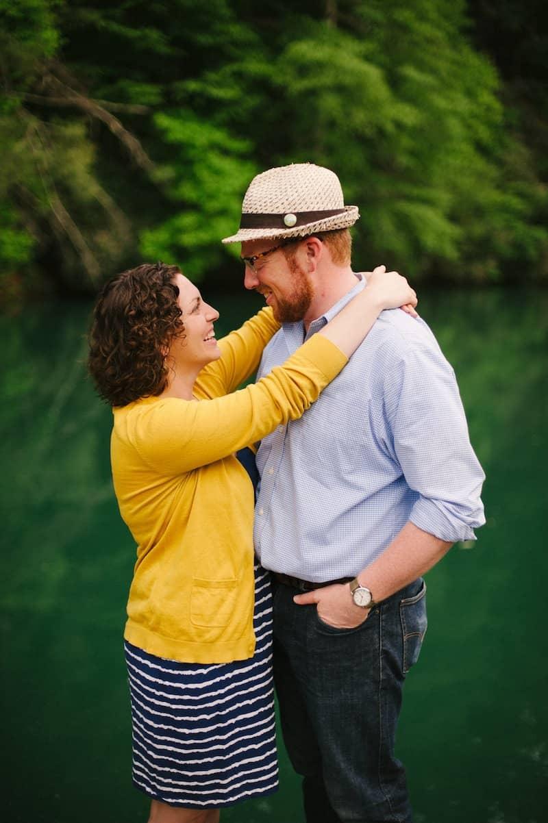17 Susannah and Jacob at Camp Wayfarer