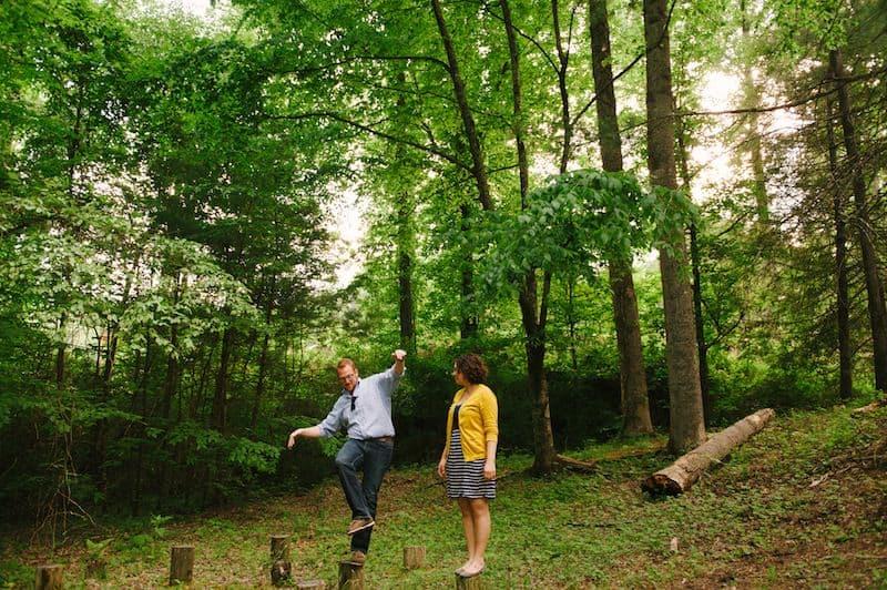 21 Susannah and Jacob at Camp Wayfarer