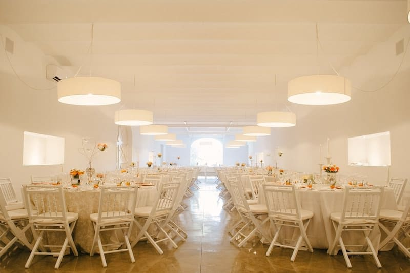 wedding venue decoration