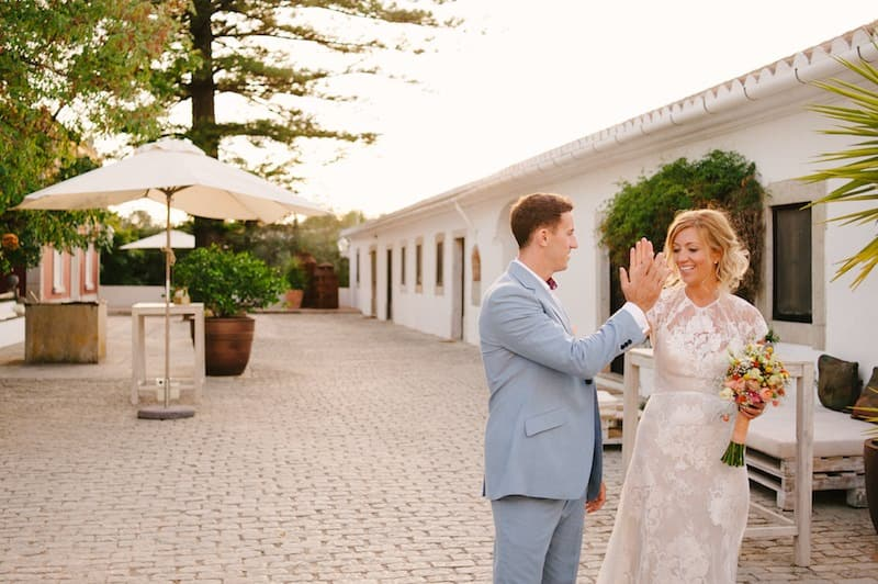 Jess and Mark destination wedding in Algarve 115