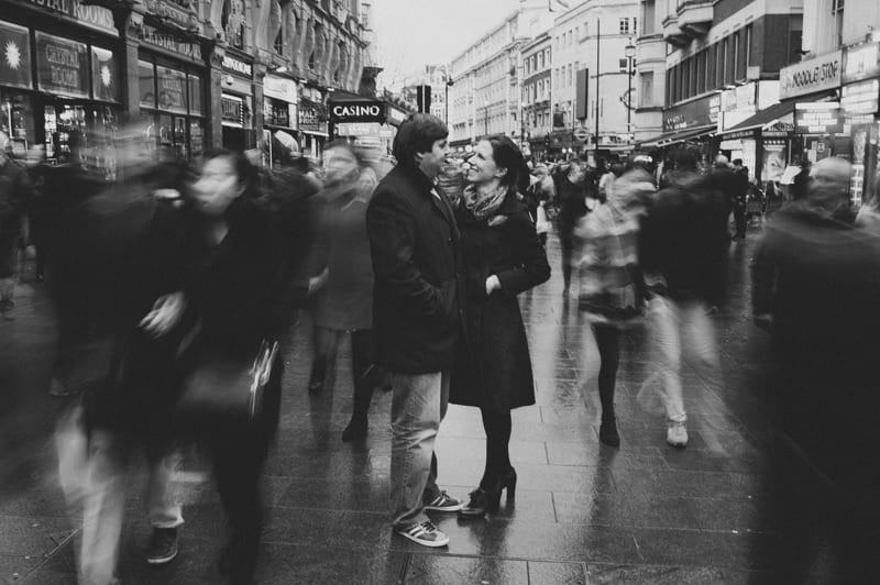 117 Mariana & Roger engagement photographer London