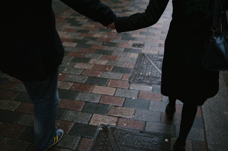 126 Mariana & Roger engagement photographer London