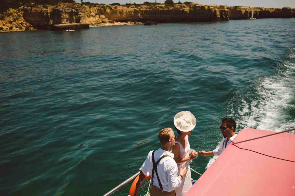 Secret beach wedding Portugal 024