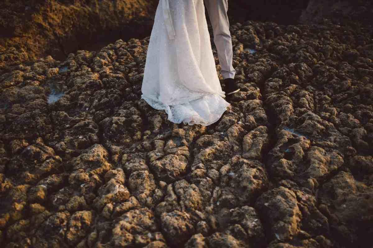 Secret beach wedding Portugal 088