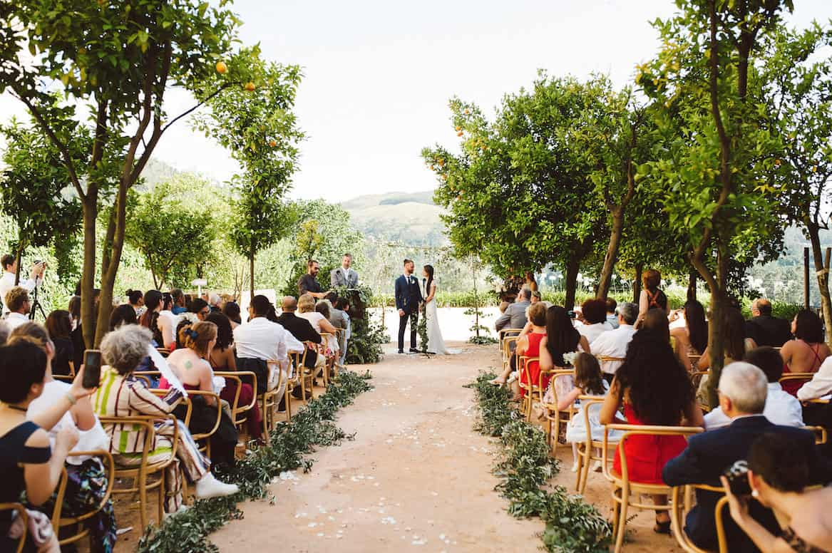 pousada amares wedding