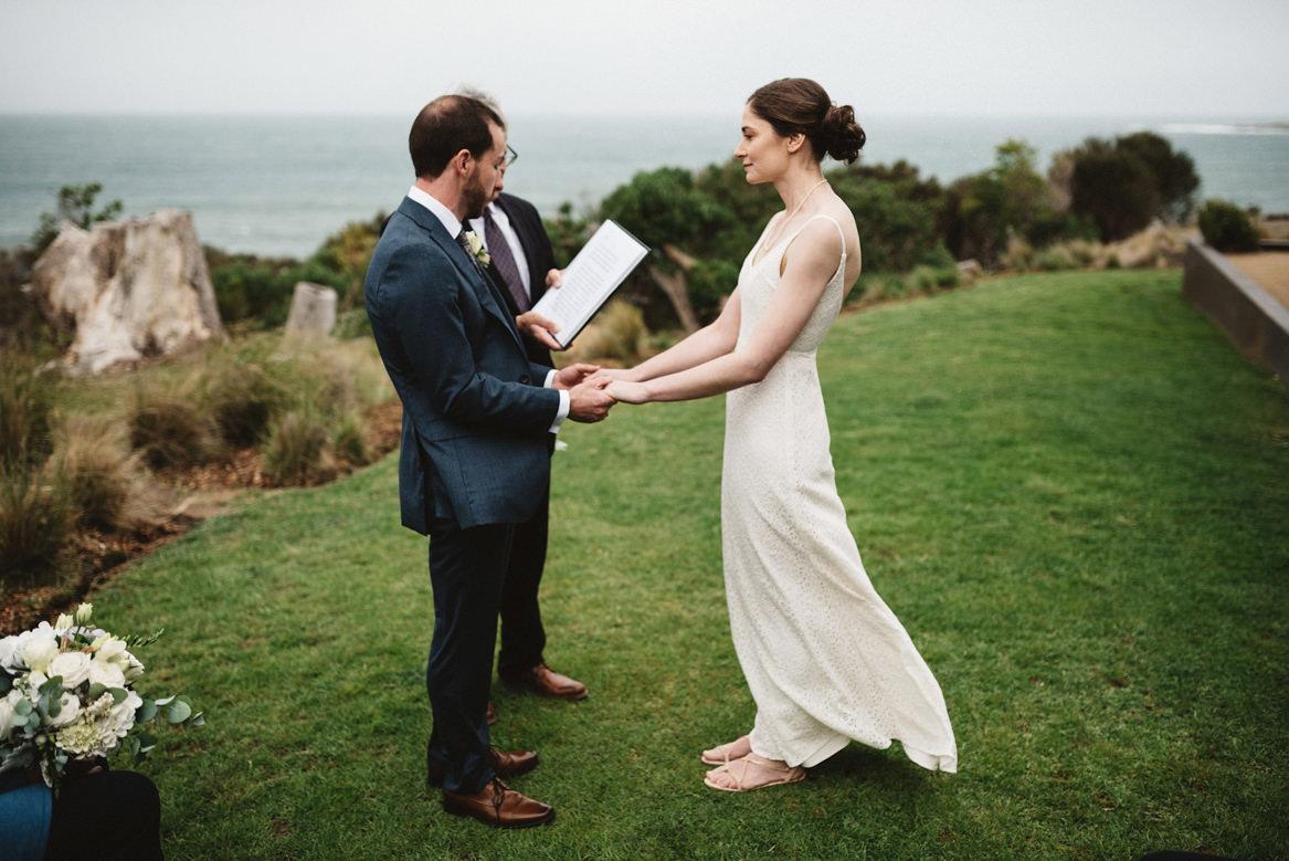 avalon tasmania wedding