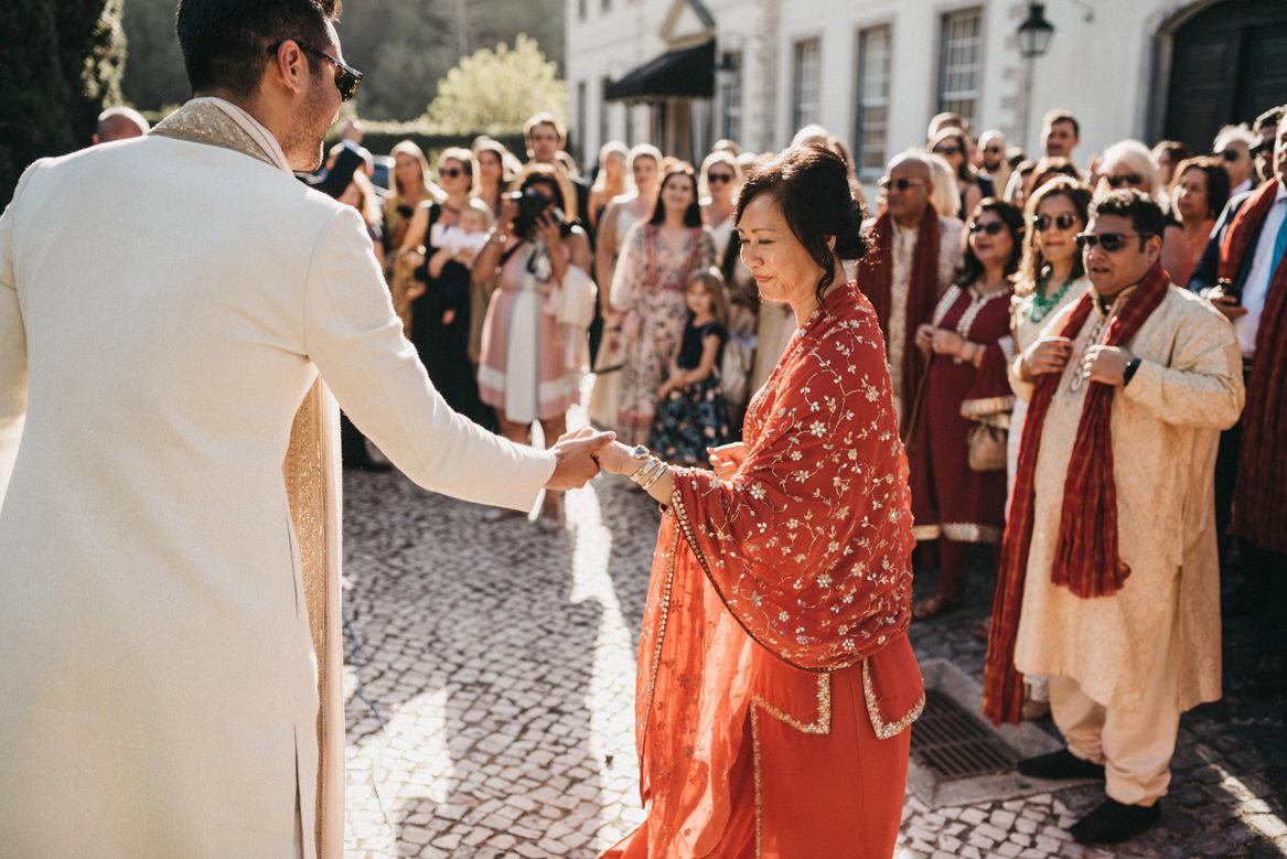 hindu wedding in Lisbon