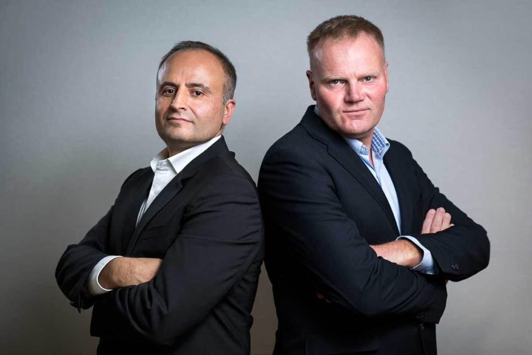 professionelt portrætfoto Odense