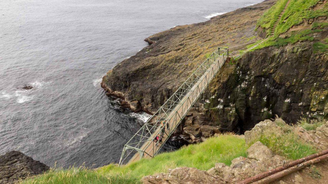 Holmen11 - Tur til Mykineshólmur Lighthouse