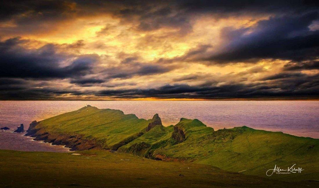 Mykines 1 - Tur til Mykineshólmur Lighthouse