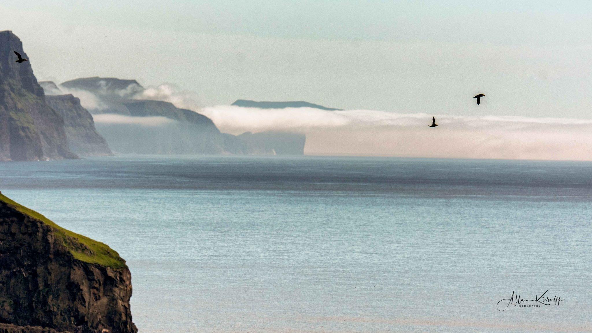 Mykines 12 10 - Tur til Mykineshólmur Lighthouse