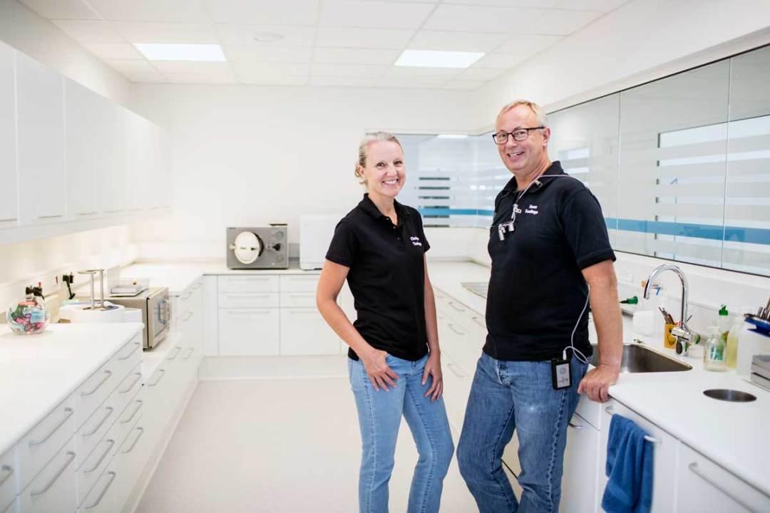 tandlæge Viborg