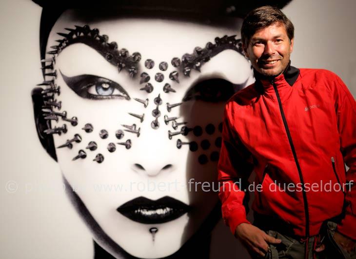 Fotograf Dsseldorf Ausstellung  Dsseldorf Fotograf international mit Fotostudio