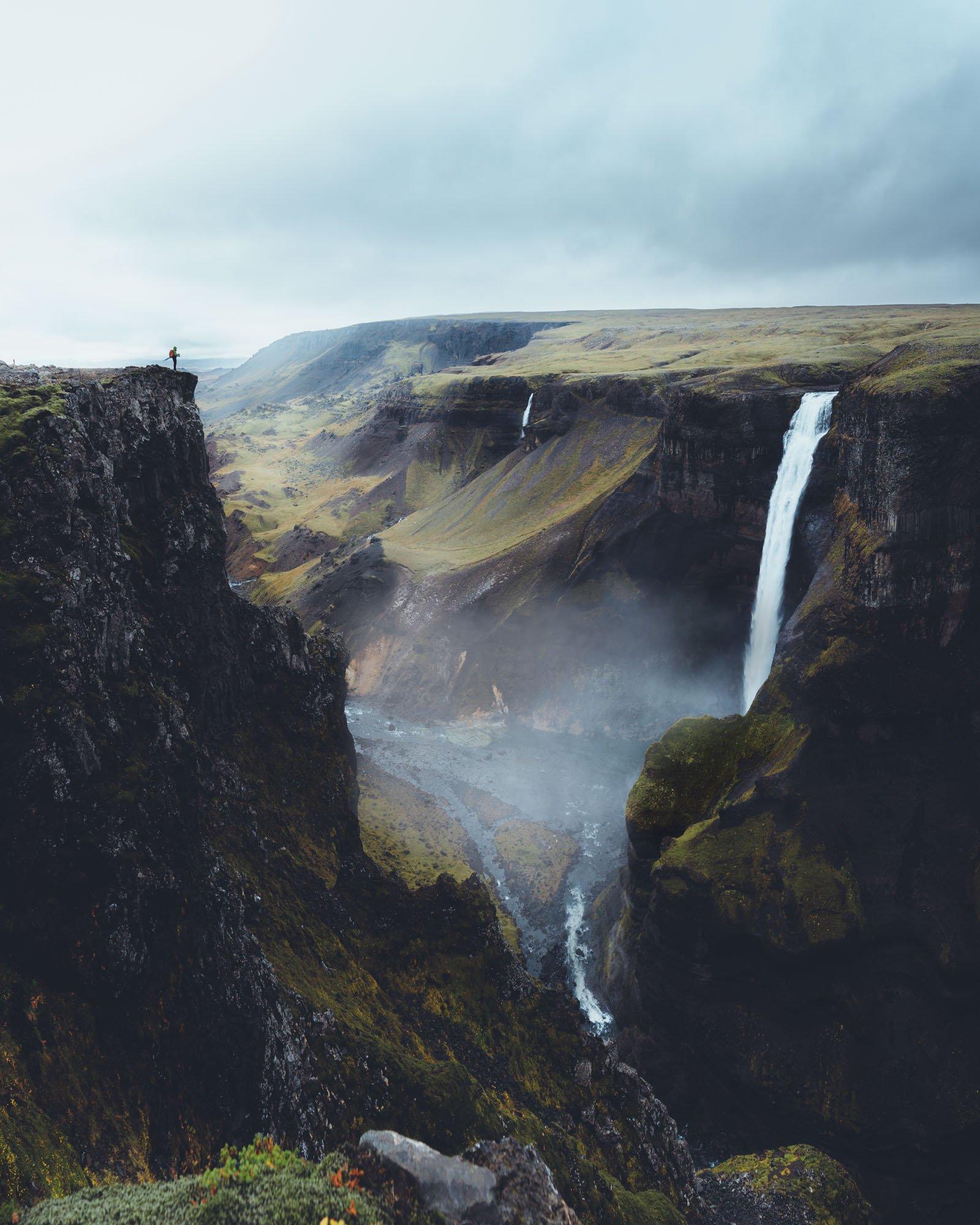 Paisaje en Islandia - Linzex