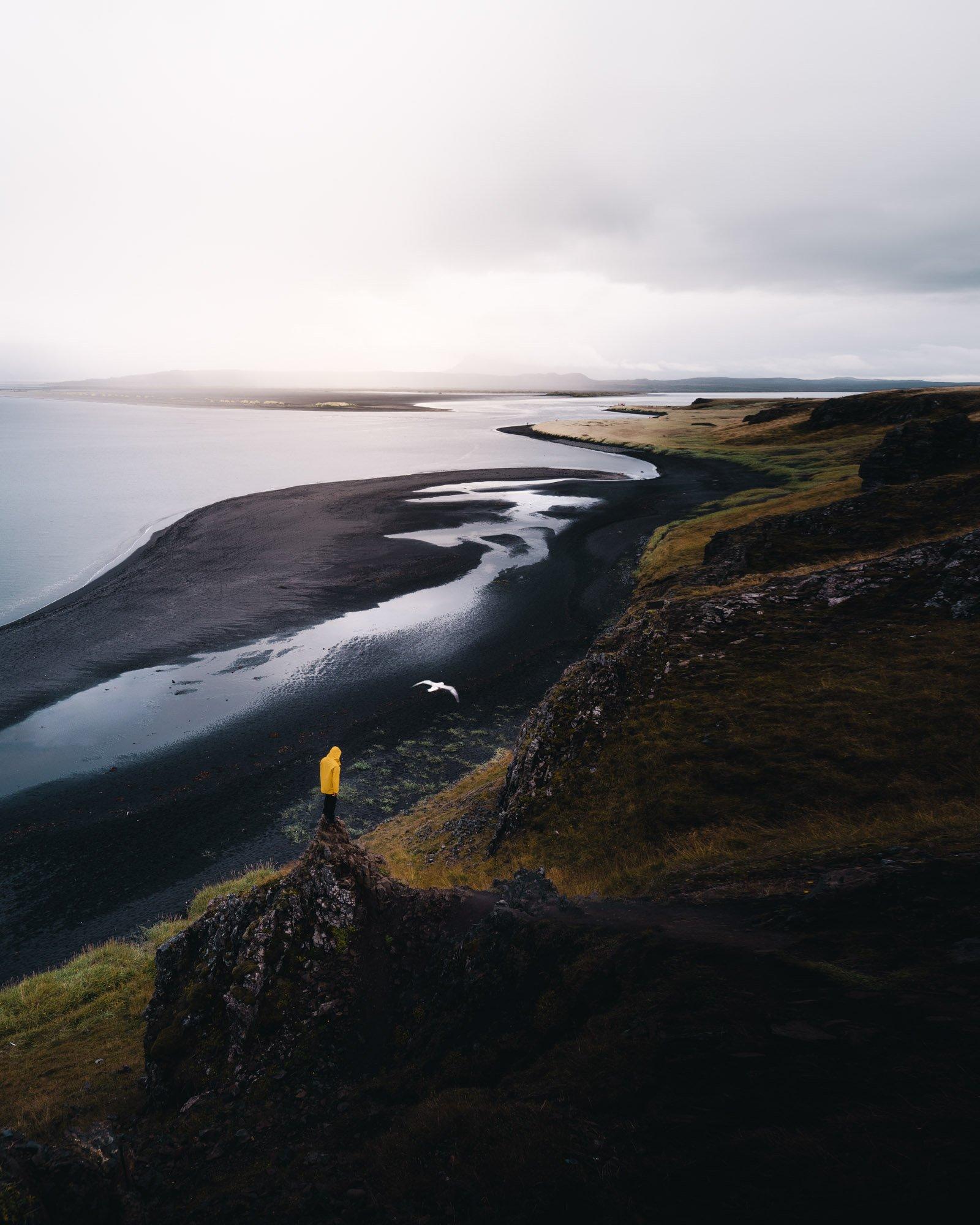 Playa Negra Islandia Linzex