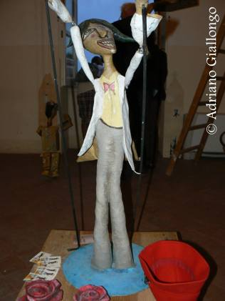 Esposizione artistica evento collaterale all'infiorata di Noto