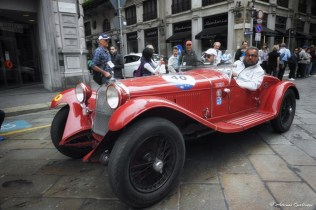 Riccardo Perletti, Ezio Perletti - ALFA ROMEO 6C 1750 GRAN SPORT CARROZ. SPORT 1930